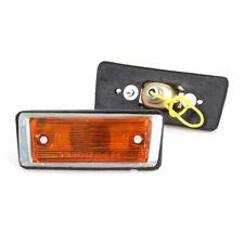 FOR TOYOTA CELICA ST GT TA22 TA23 SIDE MARKER TURN SIGNAL LIGHT LAMPS 72-78 PAIR