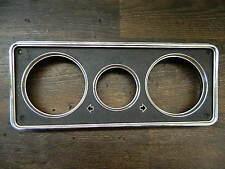 1967-1995 Chevrolet Step Van Instrumentenblende/Instrument Cluster Bezel,NOS GM
