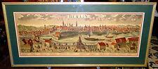 "Johann Friedrich Probst  ""BERLIN"".  Copper engraving, coloured, Augsburg 1755-68"