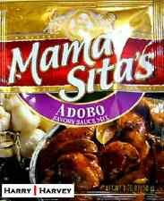 MAMA SITAS Adobo Condimento Mix 50g fillipino Stile per Savory Aglio di pollo