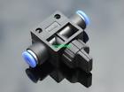 1pcs 4mm/6mm/8mm/10mm/12mm Pneumatic valve switch Pneumatic valve Tracheal joint