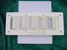 """SEA RAY WEEKENDER EXPRESS SUNDANCER BOAT VENT LOUVER 14 x 5-5/8"""" NEW GENUINE"""