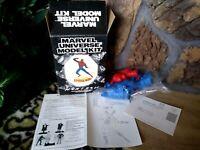 AMAZING SPIDER-MAN HORIZON MARVEL UNIVERSE MODEL KIT HC006,1988, NEW MIB