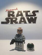 LEGO STAR WARS MINIFIGURES-Clonetrooper Custom PILOTA Goji speciale