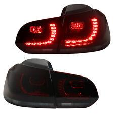LED Rückleuchten Heckleuchten für VW Golf 6 VI Rot/Smoke GTI R Look