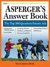 Very Good, The Asperger's Answer Book, Susan Ashley, Book