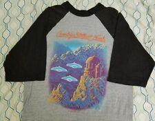 VTG 80s 1982 Crosby Stills Nash Daylight Again Tour 82 Concert Shirt UFO Small