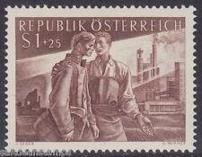 AUSTRIA - 1955 Returned Prisoners of War Relief Fund (1v) - UM / MNH