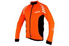 Abbiglimento sportivo da uomo arancione in jersey
