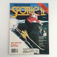 Spotlight Magazine December 1987 Beyond Camelot Theodore & Gillian Sorenson, VG