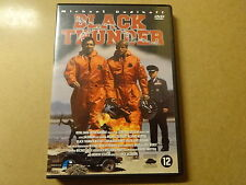 DVD / BLACK THUNDER ( MICHAEL DUDIKOFF... )
