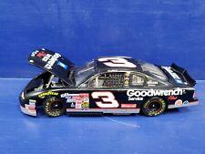 Elite Dale Earnhardt Sr #3 2000 Goodwrench Service Plus Monte Carlo 1:24