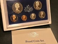 1979 Royal Australian Mint - Silver Jubilee Commemorative - 6 Coin Proof Set
