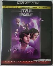 New ListingStar Wars Episode Iv A New Hope 4K Ultra Hd Blu Ray 3 Disc Set Free Shipping