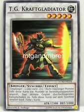 YU-GI-OH - 1x forza T.G. Gladiatore-lc5d-Legendary Collection 5