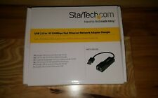 Startech.com Usb 2.0 To 10/100 Mbps Ethernet Network Adapter Dongle - Usb 2.0 -