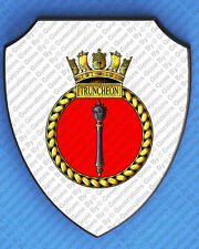 HMS TRUNCHEON WALL SHIELD