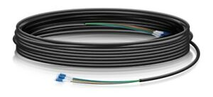 UBIQUITI FC-SM-100 Outdoor Single-Mode (Six-Strand) LC-LC Fiber Cable 100ft, 30m