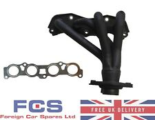 GENUINE 99-03 TOYOTA YARIS 1.0 VVTI VVT-I EXHAUST MANIFOLD W/ NEW GENUINE GASKET
