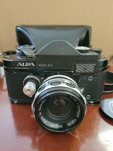 Alpa 6c Reflex Camera Black With Schneider Curtagon 35mm f2.8