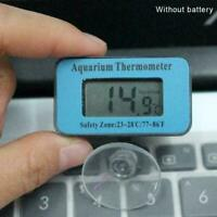 Blauer digitaler LCD-Aquarium-wasserdichter Temperatur-Thermometer-Messinst V4B3