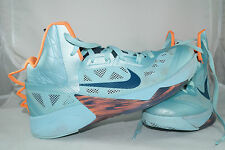 Nike Air ZOOM HYPERFUSE Gr:44 High Tops Basketball Turnschuhe