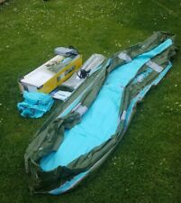 Crane Aldi Inflatable Kayak Canoe. Unused in box