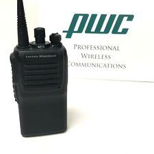 Vertex Standard Vx-231-G7-5 Uhf 16 Channel Two-Way Radio