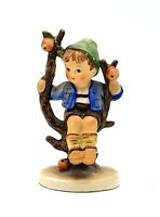 Hummel figurine Apple Tree Boy - Original Art Deco figurine - 10cm high