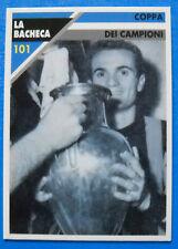 MASTERS CARDS INTER - N. 101 - LA BACHECA - COPPA DEI CAMPIONI 1964-1965