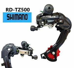 Dérailleur arrière de vélo vtt Shimano SIS Tourney RD-TY500 6 ou 7...