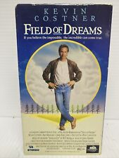 RARE Field of Dreams (VHS, 1989) Vintage classic Kevin Costner