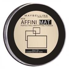 MAYBELLINE AFFINIMAT PERFECTING & MATTIFYING POWDER - CLASSIC IVORY (10) - NEW