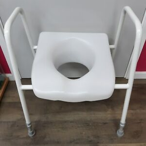 Toilet Frame With Removable Seat - Mobility Aid
