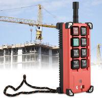 Kit Wireless Telecomando Trasmettitore Ricevitore per Gru Paranco EU