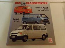 VW Bus Transporter  Die Geschichte eines Welterfolgs * Bully   T1  T2  T3  T4