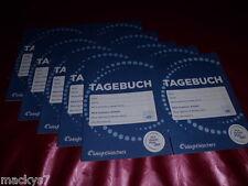 WEIGHT WATCHERS NEU 10 TAGEBÜCHER PROPOINTS DAS TAGEBUCH IST FÜR 7 TAGE ANGEBOT.