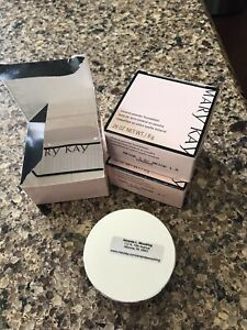 New Mary Kay Mineral Powder Foundation Beige 1.5,  Beige 0.5 or  Ivory 0.5 NEW!