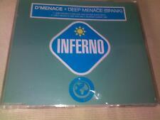 D'MENACE - DEEP MENACE (SPANK) - HOUSE CD SINGLE