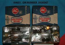 AC GUIDE POWER BEAMS  H4651  GM NUMBER 5930567