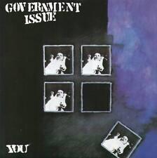 GOVERNMENT ISSUE - YOU CD (1987) WE BITE RECORDS / WASHINGTON HC-PUNK