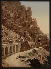 The Ravine Ii El Cantara A4 Photo Print