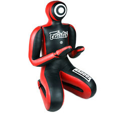 FAIRTEX MADDOX GRAPPLING DUMMY GD2 MMA JIU JITSU BJJ UFC UNFILLED JENDILA TITLE