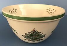 """Spode CHRISTMAS TREE """"Imperial Cookware"""" Vintage, Made in England"""