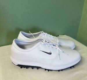 Men Nike Air Zoom Victory Tour Golf Shoes Cleats White AQ1479-100 RARE Size 8