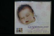 Goodnight Lullabies For Little Ones  - CD (C981)