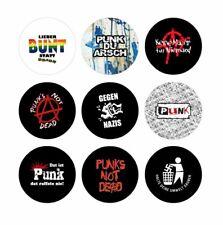 9 Stück Punkset [25mm Button]