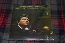 Gilels~Szell~Cleveland~Beethoven Piano Concerto No. 2 in B Flat~FAST SHIPPING