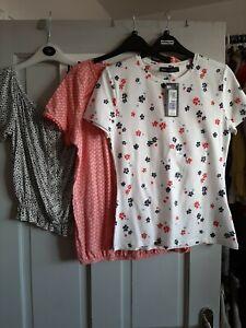 Ladies Skirt/Top Bundle X 4 Size 8/10 (Next/M&S/H&M)