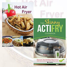 Recipes Book Collection 2 Books Set (The Skinny Actifry Cookbook) Paperback New